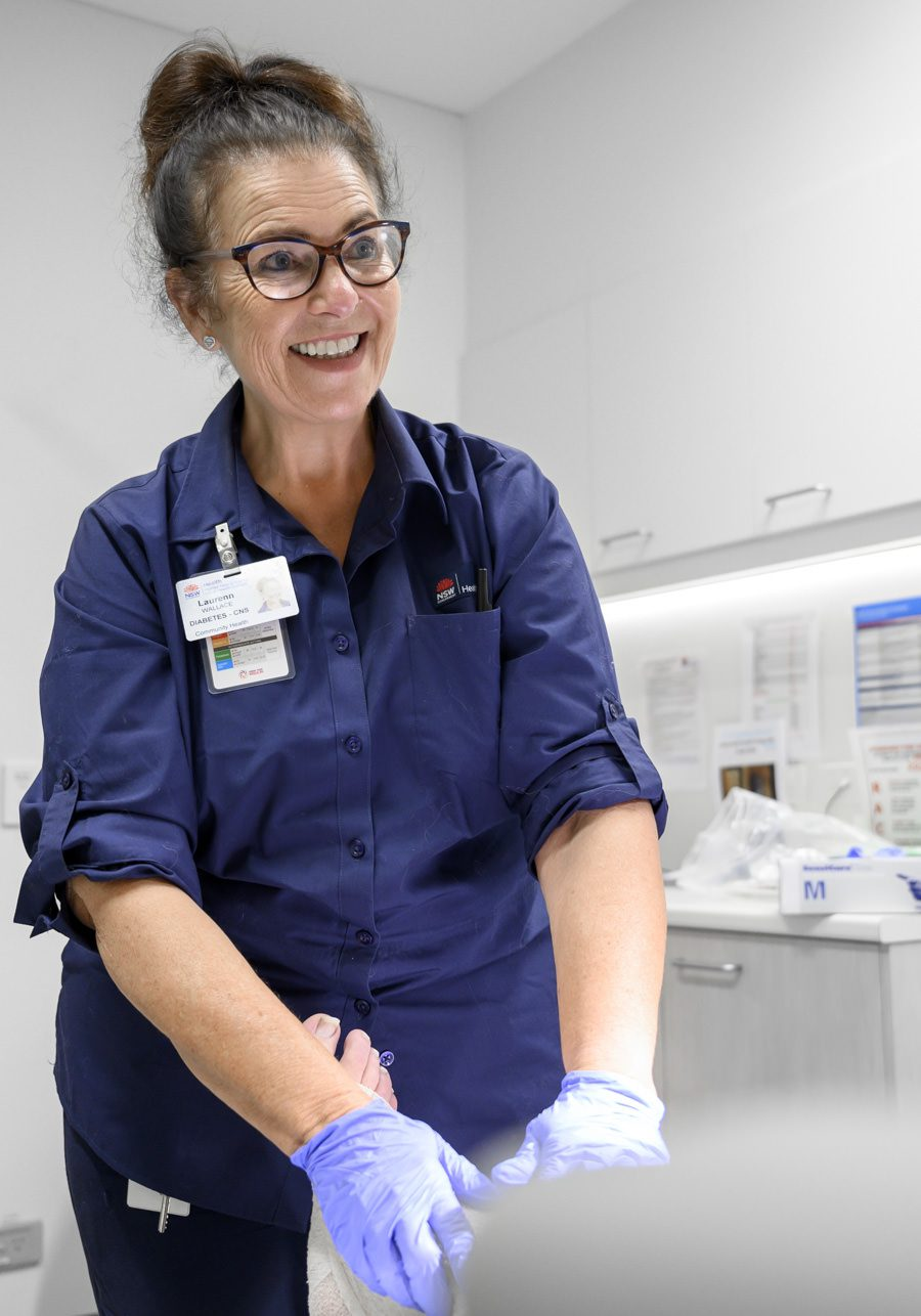 Medical and Healthcare photography by Gavin Jowitt - Sydney Photographer